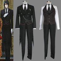 ブラックバトラー黒潮の黒潮のコスプレ衣装テールコート