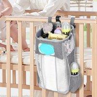 Bedding Sets Baby Crib Hanging Type Diaper Storage Bag Scientific Partition Supplies Toy Tissue