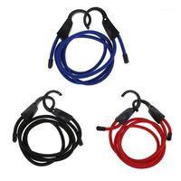 Universal Car Adjustable Elastic Bungee Cord Strap Stretch Plastic Hook Luggage Tent Kayak Boat Canoe Bikes Rope Tie1