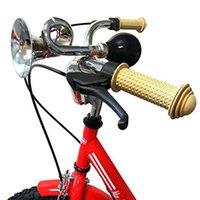 자전거 뿔은 자전거 벨 사이클링 울트라 시끄러운 경적 복고풍 금속 에어 에어 토머 Bugle 트럼펫 Honking 전구 # 2U20
