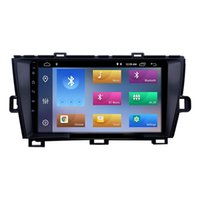 9 inch Car dvd Android Radio Player for 2009-2013 Toyota Prius RHD Bluetooth HD Touchscreen GPS Navigation support Carplay Rear camera