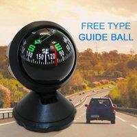 Outdoor Gadgets Multifunction Universal Car Compass Pocket Mini Ball Dash Dashboard Mount Navigation Camping Hiking Boating