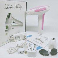 Home Verwendung Laser-Haarentfernungsmaschine mit zwei IPL-Epilator für dauerhafte Haarentfernung Hautverjüngung Großhandel 3006107
