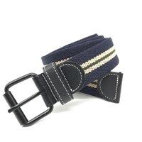 Designer Belt Designer di lusso Striscia di lusso 100g di cotone spessa in cotone a maglia da maglieria interna fibbia fibbia vestito da allenamento tattico