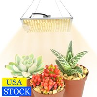 Stock IN US 1000 W Led Grow Light with Full Spectrum Wavelength, High ppfd and Ir Grows Lamp for 85V-26V Indoor Hydroponic Greenhouse Seeding Veg Bloom