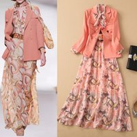 European and American high- quality two Piece Sets suit + Lap...