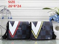 "LV""LOUIS""VITTON Bag&#132VUTTON Shoulder MAN Briefcas Purse Crossbody Bags Clutch Briefcase Handbag"