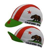 كاليفورنيا جمهورية هايغيل جبل دراجات قبعة قبعة مخصصة الجملة أقنعة ركوب الدراجات