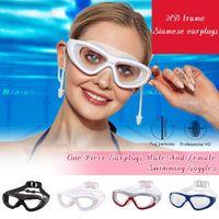 غطس الأطفال نظارات الغوص + أنبوب شفط مجموعة مواد جديدة PVC حماية البيئة غير سامة
