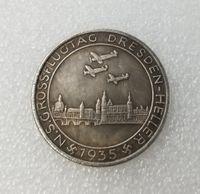 유형 # 90_ 1935 독일 기념 동전 사본