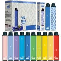 Original VAPEN CUBE 1600 PUFFs Disposable Vapes Pen E-Cigarettes Kits 650mAh Battery 5.5ml Plus Capacity Portable Vaporizer Pre-Filled Bars Vapor Factory Wholesale