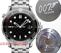 Top Männer Herren 50. Limited Oreologio Nato Selfwind Kugel LuxusWatch Sport Automatic Uhren Bewegung Mechanischer MasterJames Bond 007 300m Armbanduhren