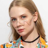Brand Polarized ray Retro No lens Sunglasses for Women Men Metal-frame ban designers UV400 Eyewear Sun Glasses frame designer With bag Star models as Gift s2056