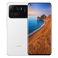 """Оригинальные Xiaomi Mi 11 Ultra 5G мобильный телефон 8 ГБ ОЗУ 256 ГБ ROM Snapdragon 888 OCTA CORE 50MP NFC IP68 5000MAH Android 6.81 """"Полноэкранный отпечаток пальцев ID Smart Cell Phone"""