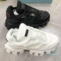 Marque Mens Cloudbust Thunder Sneakers Chaussures Plateforme 19fw Capsule Série Camouflage Noir Styliste Chaussures Baskets En Caoutchouc