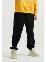 Inspk adam kış bahar gevşek pantolon kalın kaşmir 5 renkler rahat spor tozluk urop ve amerika tarzı S-XL, 1 adet koşu