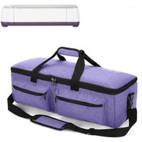 Storage Bags Portable Carrying Tote Bag Explore Air Cricut Maker Silhouette Cameo Cutting Machine Sewing1
