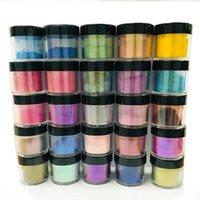 Craft Araçları Premium Mika Toz Pigment - Nihai Büyük Set Metalik Etkisi Epoksi Reçine Renkli Sabun Yapımı Kiti Banyo Bombaları Renkli Slime Malzemeleri