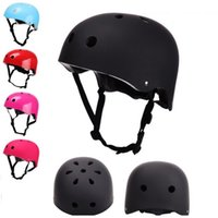 YOUGLE Round Mountain Skate Bike Scooter Stunt Skateboard Bicycle Cycling Crash Strong Road MTB Safety Helmet 3 Size 540 X2