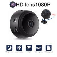 A9 Mini Camera WIFI Wireless Aerial Photography 1080P HD Camera Night Scene Video Child Security Security Camera