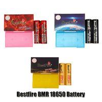 Bestfire authentique IMR BMR 18650 Batterie 3100MAH 60A 3200MAH 40A 3500MAH 35A 37V LI-HP Rechargeable Lithium Vape Mod piles Original