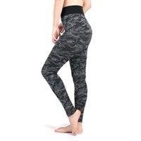 Trajes de yoga Chrleisure Color Color Camo Gym Leggings Deporte Mujeres Fitness Pantalones de cintura altas Medias entrenamiento Vital Sin fisuras