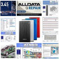 auto repair soft-ware Alldata Vivid workshop 10.2 and atsg 49 in1TB hdd