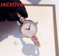 Ladies Clock Silver gold watch bracelet woman Quartz women dress watches 25mm Stainless Steel Wristwatch Montre Femme Gift
