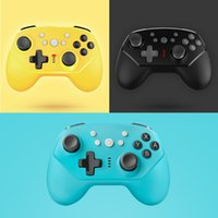 Bluetooth Wireless gamepad for Switch Pro Controller Gamepads With Axis Vibration Mando Pro Switch Lite Joystick