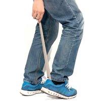 Altro arredamento per la casa 1 pz anziano in acciaio scarpa corno manico lungo manico scarpe rimozione calzatura non sollevatore slittamento deformazione portatile k2b9