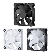 Fans & Coolings Phanteks FDB Hydraulic Fan 4 Pin 12cm PC Computer Case Cooling Quiet Silent PWM Chassis Temperature Cooler Radiator