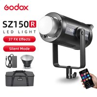 Godox SZ150R 150W RVB LED Vidéo Light Bowens Mount 2.4G Sans fil X Système X pour Pographie Studio Flash Heads