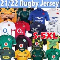 21/22 Dünya Kupası İngiltere İrlanda Japonya Avustralya Fransa Arjantin İskoçya Ulusal Takımı Jamaika Rugby Jersey İrlanda Rugby Formalar 2021 2022 Erkekler Polo Gömlek Futbol