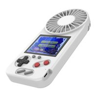Party Favor Handheld Game Console With USB Fan Color Display 500 In 1 Retro Mini Personal For Kids Adults