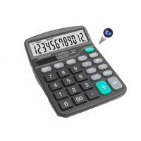Multi-function Calculator Camera Hide Nany Cam Motion Detection Digital Video Recorder HD1080P Camcorder Max Support 128G for Home,Office Security