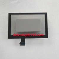 Car Video 8 Inch 55 Pins Glass Touch Screen Panel Digitizer Lens For C5 C6 DVD Player GPS Navigation