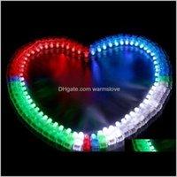 Oyunlar Aktiviteler Işıklı LED Yüzük Işıkları Lazer Parmak Kirişleri Flaş Çocuk Açık Rave Parti Glow Oyuncaklar Tzgem Vfkio