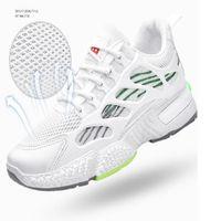 EUR39-44 Hombre Calzado Zapatillas para correr Hombres Outdoor Línea Tienda Zapato Mujer Sneakers Dance Yoga Deportes Deportes Aire libre Fitness Caminar