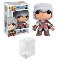 Характер Ezio Connor Kids Toys Funko POP Vinyl Action Figures Коллекция оптом