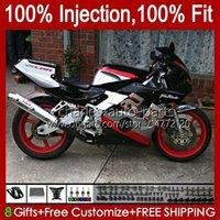 Injection pour Honda CBR 250R 250 CBR250 CCR RR 1990 1991 1992 1994 1995 96 97 99 99 111HC.52 MC22 250CC CBR250RR 90 91 92 93 94 95 1996 1997 1998 1999 Catériel Black Glossy