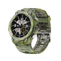 Q998K Outdoor Sport Smart Watch Blood Pressure Heart Rate Monitoring Deep Waterproof IP68 Smartwatch Clock Activity Fitness Tracker Men