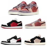 Dunk SB Düşük Kanyon Pas Kırmızı Mor Sonu Koşu Ayakkabıları Guava Buz Sütü Çay Tozu Erkek Ve Kadın Kalın Tabanlı Kaykay Sneakers 36-45