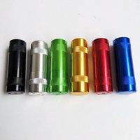 N2O 알루미늄 합금 크림 Whipper 충전기 알루미늄 Nos 크래커 고품질 흡연 파이프 Dhzeus 판매