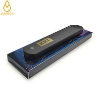 Krt pod carts disposable vape pen cartridge ceramic coil atomizer new black packaging