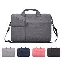 Waterproof Laptop Bag Women Men 13.3 15.6 16 inch Case For Macbook Air Pro Bags For Xiaomi Acer Notebook ziper Sleeve Cover A0609