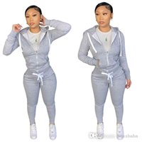 Fall Winter Women Tracksuits Cotton 2 Pieces Pants Set Casual Long Sleeve Sweatpants And Hoodie Cardigan Joggers Pencil Pants Outfits Fashion Sweatsuits