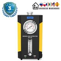 SDT-206 Генератор дыма Автоматический SMOG Тестер детектор автомобильных выхлопных газов Анализатор автомобиля Утечка трубы Диагностические инструменты