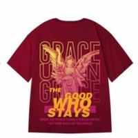 NORRE DAME DISIGHT Мужская футболка для хип-хоп, высококачественная, удобная, дышащая, модная уличная ежедневная поездка, домашняя вечеринка