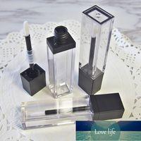 Empty Clear Lip Gloss Tube Lip Balm Bottle Container 7ml Transparent Lip Cream Tube Plastic Elegant Beauty Tool 200pcs lot Factory price expert design Quality