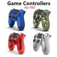 Bluetoot Wireless Controller For PS4 Vibration Joystick Game...